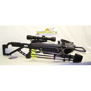 Excalibur NEW Excalibur Matrix Micro 335 Nightmare Crossbow Package/Compact Recurve<br /> With Free Rangefinder and Trail Camera