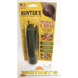 Hunter Specialties (HS) Hunter's Specialties-Retract A Drag-Self Storing Lure Drag-D1990