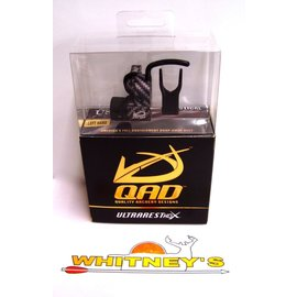 Quality Archery Design QAD Ultra Rest HDX Tactical-LH-FREE Knife and DVD-UHXTA-L