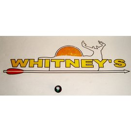 "Specialty Archery, LLC Specialty Archery 1/4"" Aperture W/#2 Clarifier Lens(GREEN)-#753-42"