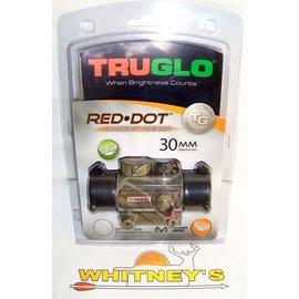 TRU GLO TruGlo Red Dot 30mm Crossbow Series Scope - APG Camo TG8030C3