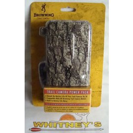Browning Trail Cam Browning Trail Camera External Battery Pack-BTC-XB