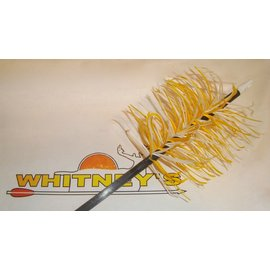 "Gold Tip Gold Tip® Twister 400 Carbon Flu-Flu Arrow 30"""