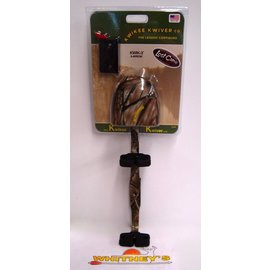 Altus Brands Kwikee Kwiver Co. 3 Arrow Quiver - Lost Camo - K3SLOST