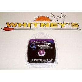 "G5 G5 Meta Pro Large Hunter 1/4"" - Purple-140-PURPLE"