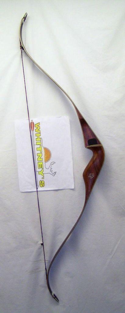 escalade traditional bear archery super mag 48 recurve bow lh 40 48