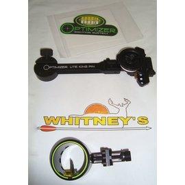 "HHA Sports HHA Optimizer Lite King Pin (Tournament) TEXL-5519 Rheostat 2"" <br />Scope RH"
