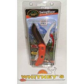 Outdoor Edge Outdoor Edge SwingBlaze -Knife & Sheath-Orange-SZ-20NC