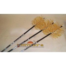 """Gold Tip Gold Tip® Twister 400 Carbon Flu-Flu Arrow 30""""-3 PK"""