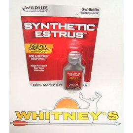 Wildlife Research Center Wildlife Research Synthetic Estrus 1 Fl. Oz.-40226