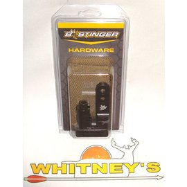 Bee Stinger Limbsaver-Bee Stinger Hardware-Side Bar Adjustable Elite w/o Front QD-BSSBAEQD