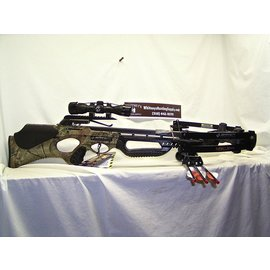 Barnett Outdoors LLC 2016 Barnett BCX Xtreme Ultralite Crossbow Package- Illuminated Reticle - 78240