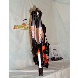 "Escalade Fred Bear Cruzer G2 Spark Bow Blaze Orange Left Hand Package 5-70# 12-30"""