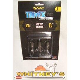 New Archery Products (NAP) New Archery Products (NAP) Trivex Crossbow Shockwave 100 Grain - 3 Pack-60-875