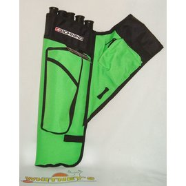 Bohning Company, LTD Bohning Target Quiver, Adult, Neon Green, Left Hand-16920