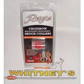 Rage Slip Cam Rage High Energy X-Bow Shock Collar-R32700