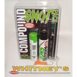 .30-06 Outdoors .30-06 Snot Lube 3 Pack For Compounds-CS3P-1
