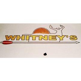"""Specialty Archery, LLC Specialty Archery 1/16"""" Aperture W/#1 Clarifier Lens (YELLOW)-734"""