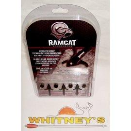 Fulton Precision Archery LLC. Ram Cat Smoke Small Game Head 100 Gr.-R1009
