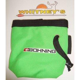 Bohning Company, LTD Bohning Accessory Bag-NEON GREEN-16593