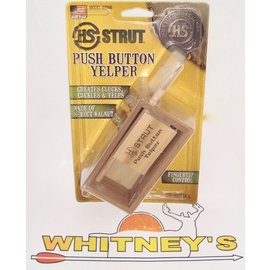 Hunter Specialties (HS) HS Strut Push Button Yelper-07056