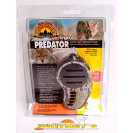 Altus Brands Cass Creek Electronic Game Call - Ergo Predator Call Training Device - 010