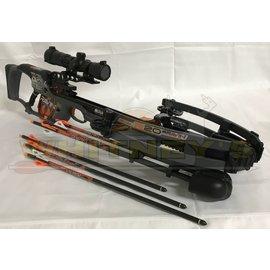 Ravin R20 Gunmetal Grey Crossbow w/ Free Soft Case, Sling, 3 Extra Arrows - R021