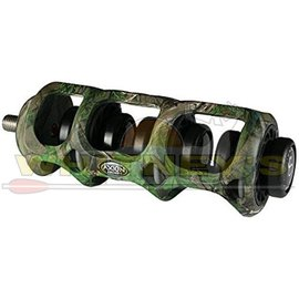 """Axion Archery Axion Archery Silencer 2nd Generation SSG 4"""" Stabilizer Realtree APG AAA-3304RTX"""