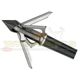 "Muzzy Products Muzzy Trocar X-Bow Hybrid 125 Gr., 4 Blade, 2 5/8"" Cutting Surface"