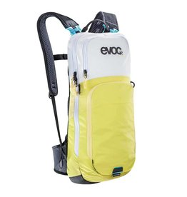 EVOC EVC, CC 10L + 2L, Backpack, White/Sulphur