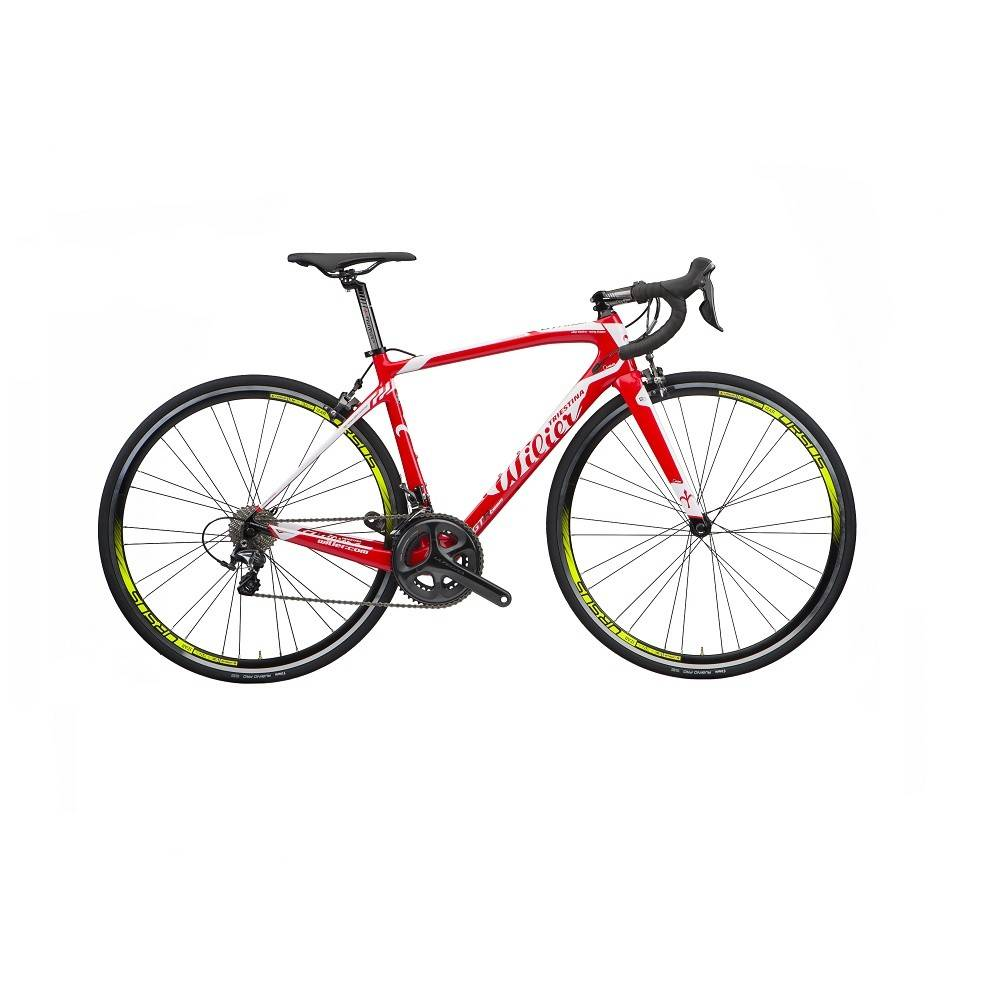 e69b77334c0 Wilier GTR Team 105 5800/URSUR 10 2018 RED / WHITE, GLOSSY LG - The ...
