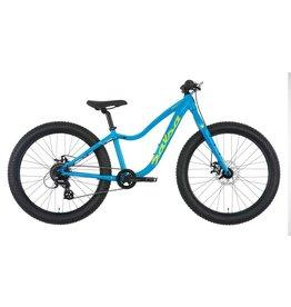 Salsa Salsa Timberjack 24 Bike Blue 2019