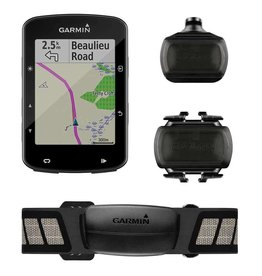 Garmin, Edge 520 Plus Bundle, Cmputer, GPS: Yes, HR: Yes (Chest), Cadence: Yes, Black, 010-02083-01