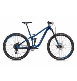 NS Bikes NS Snabb PLUS2 130 Bike, Blue/Black 2018
