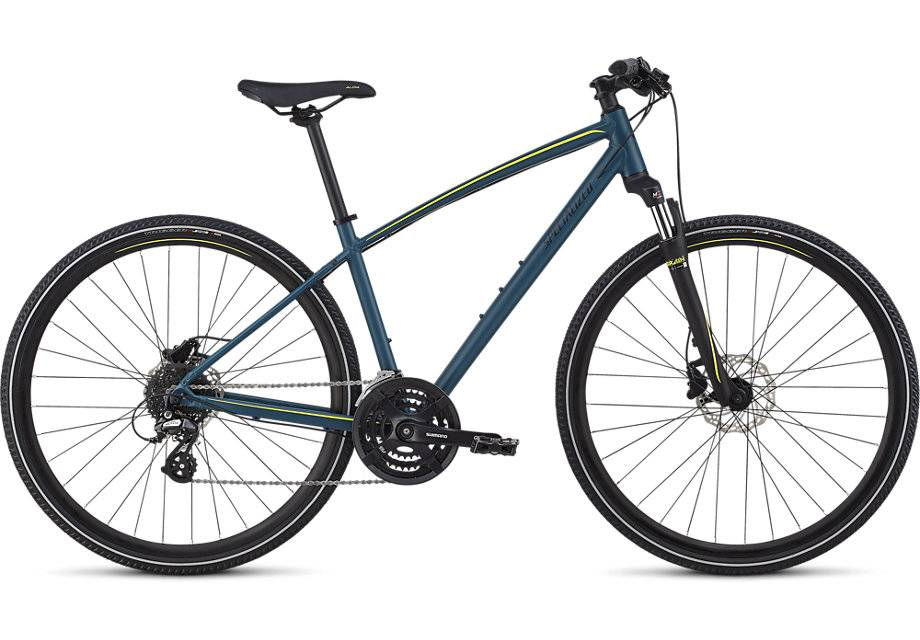 Specialized Specialized Ariel Hydraulic Disc 2018 Tropical Teal/Limon Reflective LG