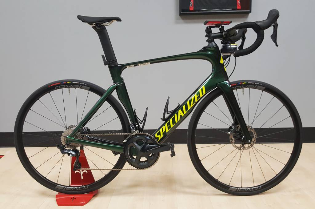 2018 Specialized Venge Expert Disc Review