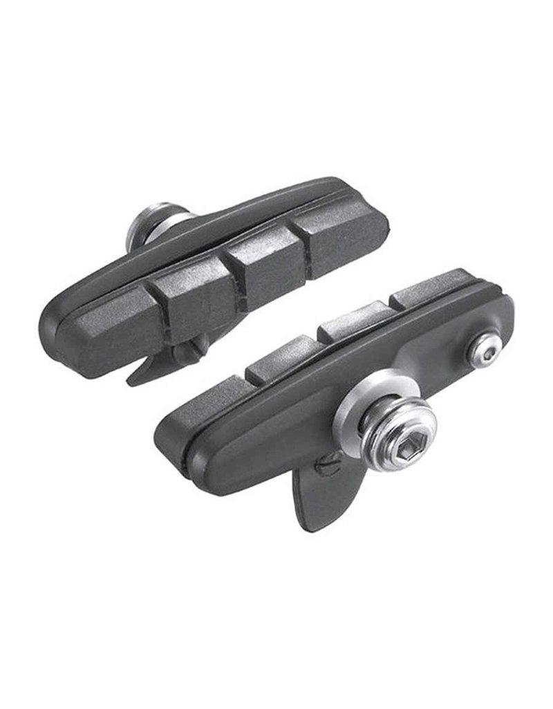 Shimano Shimano, Y8G698130, R55C3, BR-6700-G, Cartridge type brake pads, Grey, Pair