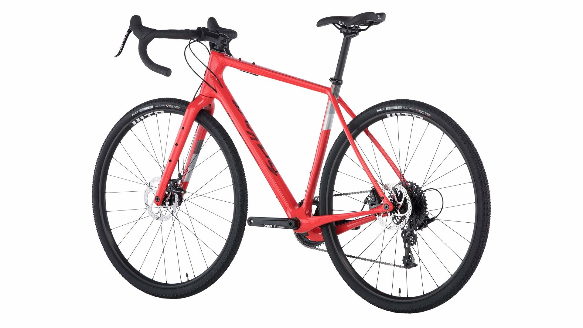 Salsa Salsa Warbird Carbon 700c Apex 1 Bike, Red 2019
