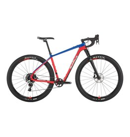 Salsa Salsa Cutthroat Rival 1 Bike Red/Blue 2019