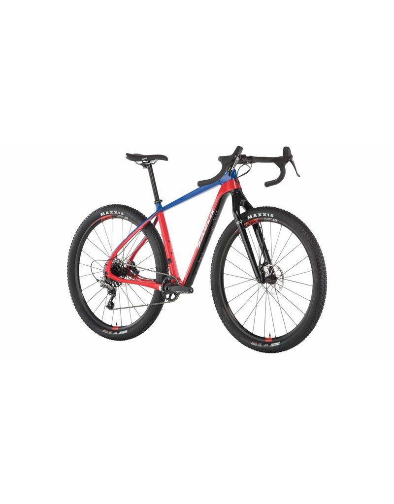 Salsa Salsa Cutthroat Rival 1 Bike Red/Blue 2019