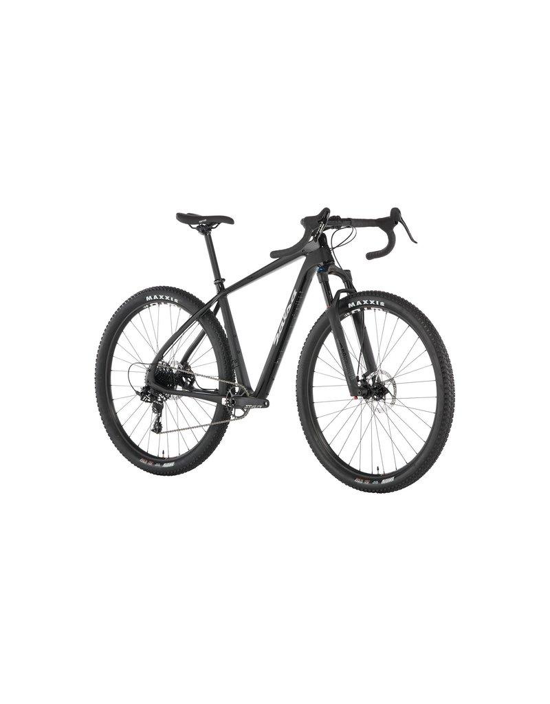 Salsa Salsa Cutthroat Apex 1 Sus Bike Black on Black 2019