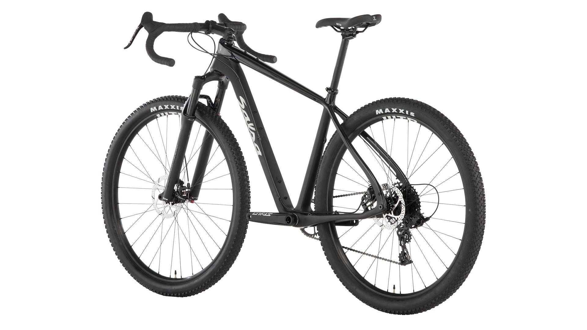 Salsa Salsa Cutthroat Apex 1 Sus Bike Black on Black 2019