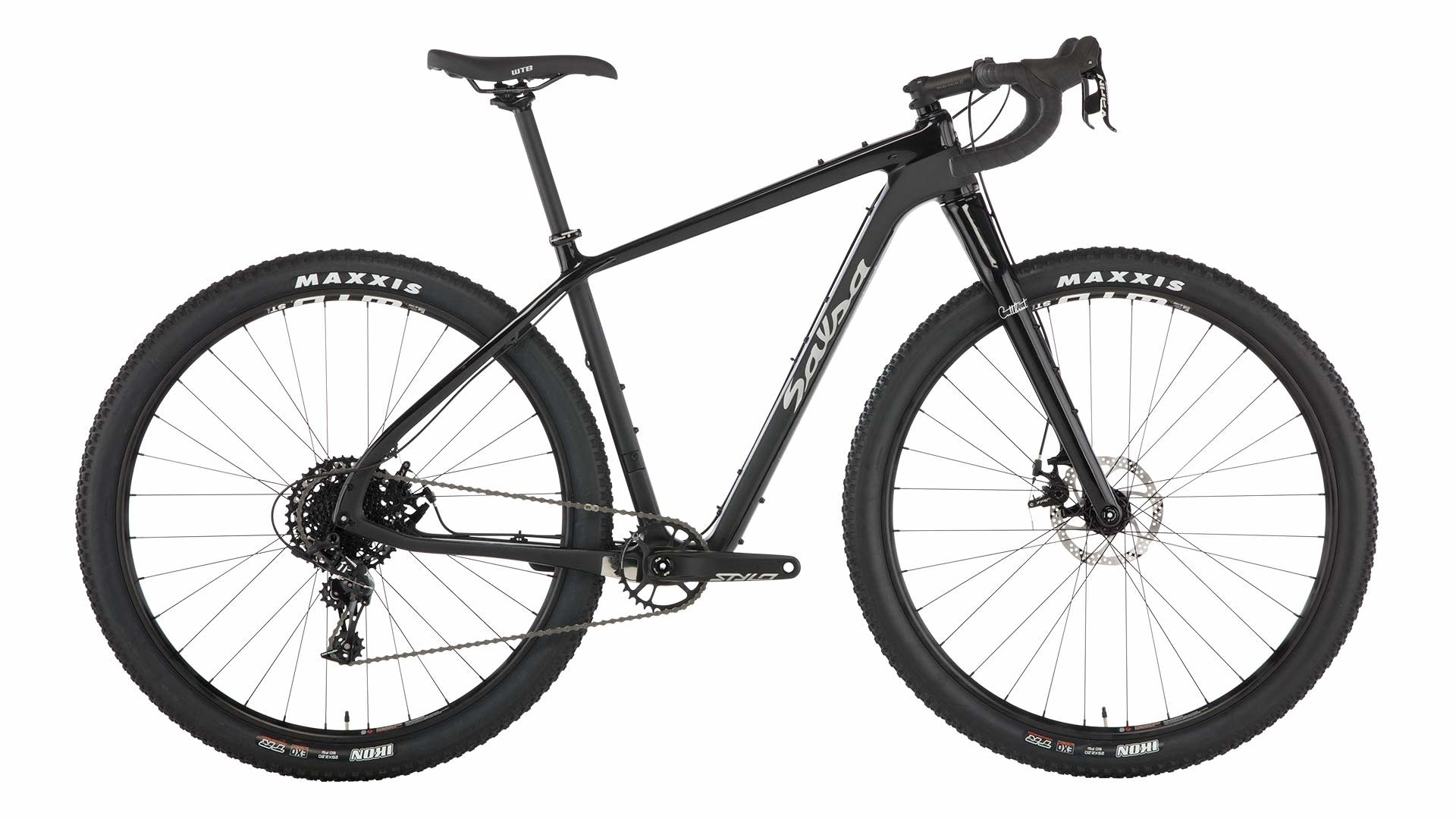 Salsa Salsa Cutthroat Apex 1 Bike Black on Black 2019