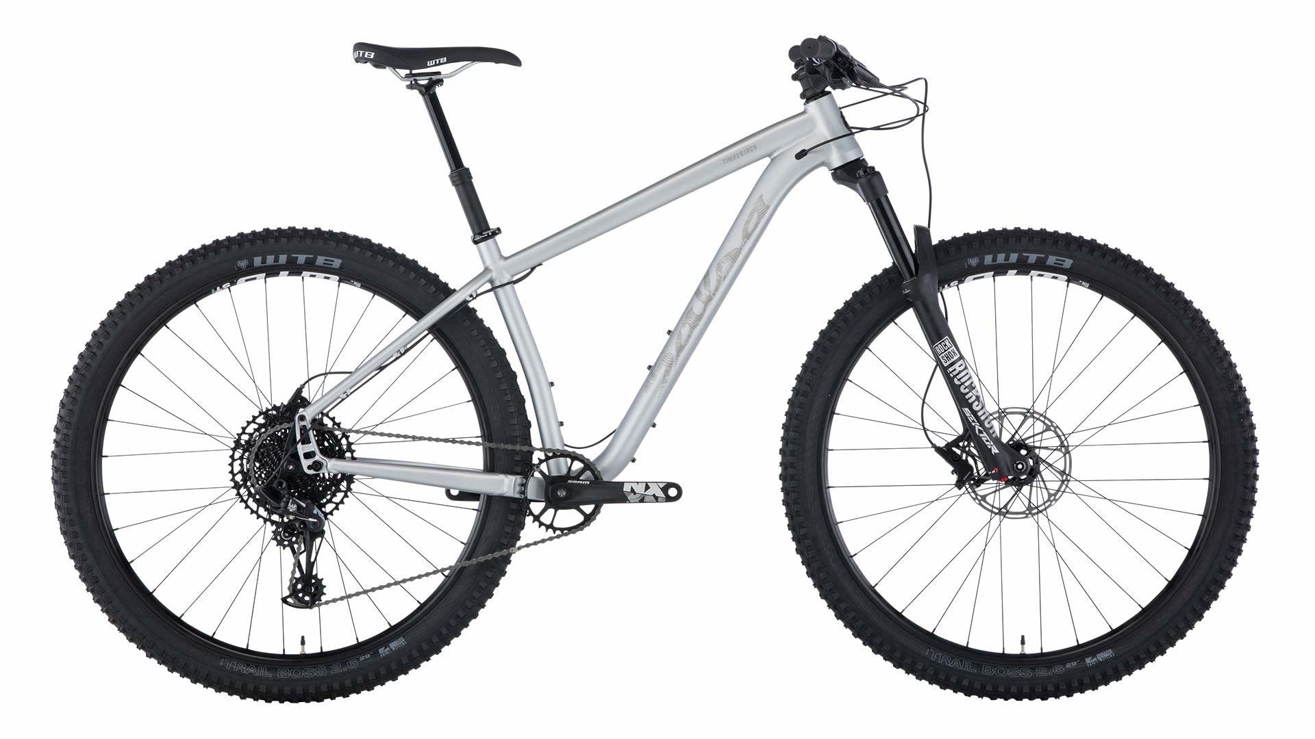 Salsa Salsa Timberjack NX Eagle 29 Bike Silver 2019