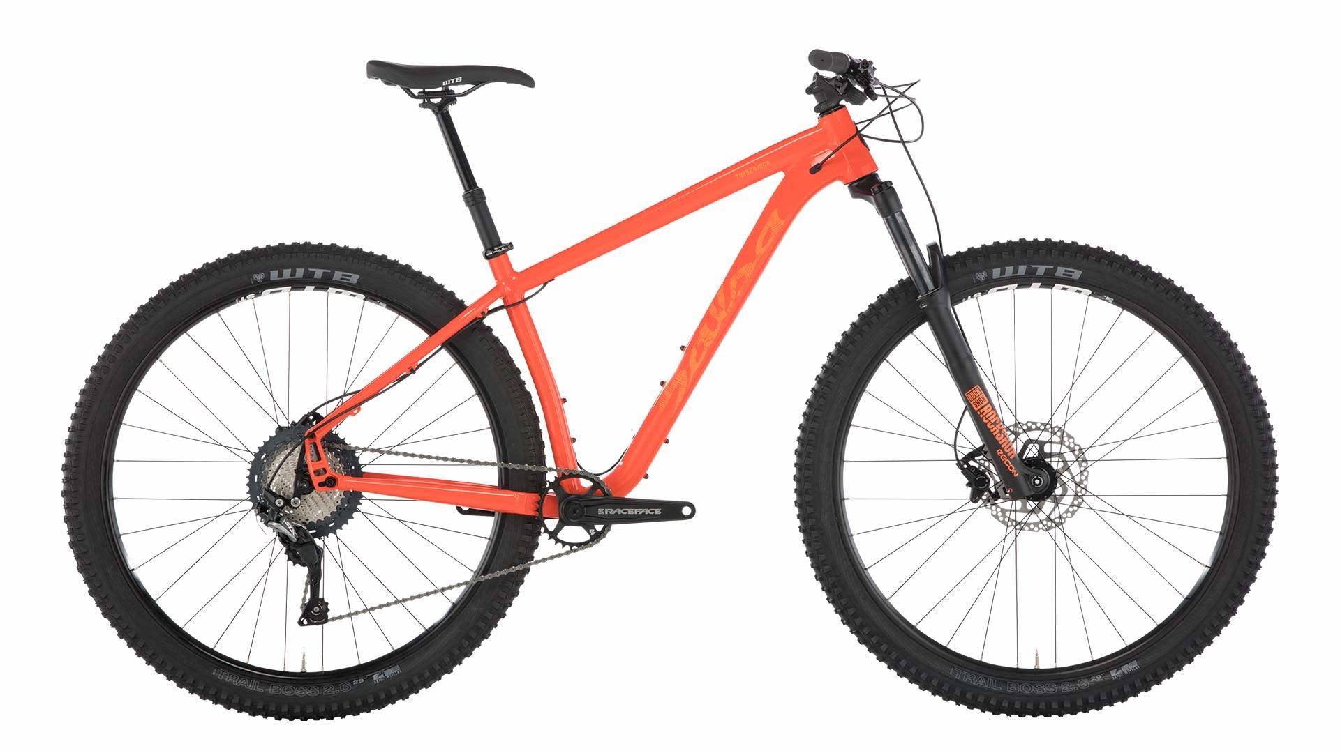 Salsa Salsa Timberjack SLX Bike Orange 2019