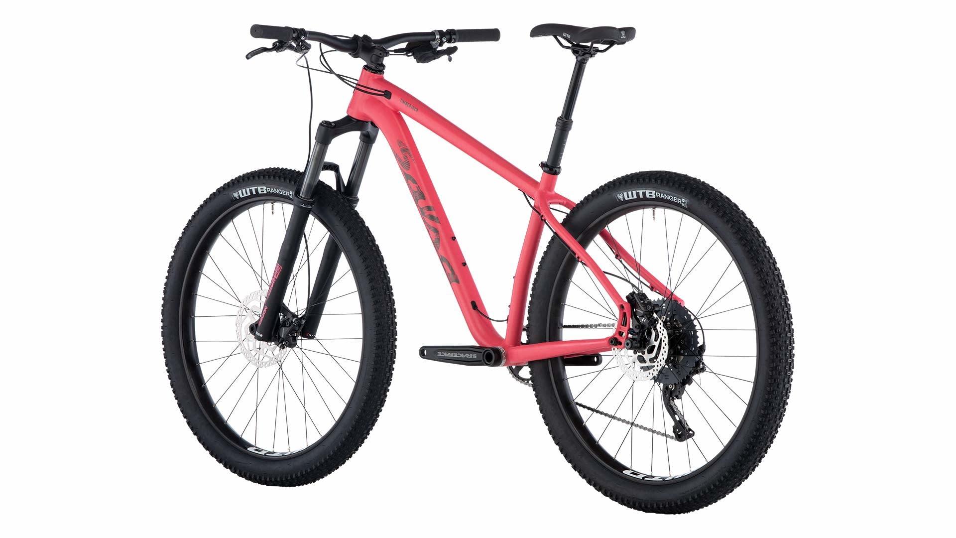 Salsa Salsa Timberjack SLX 27.5+ Bike Dark Green 2019