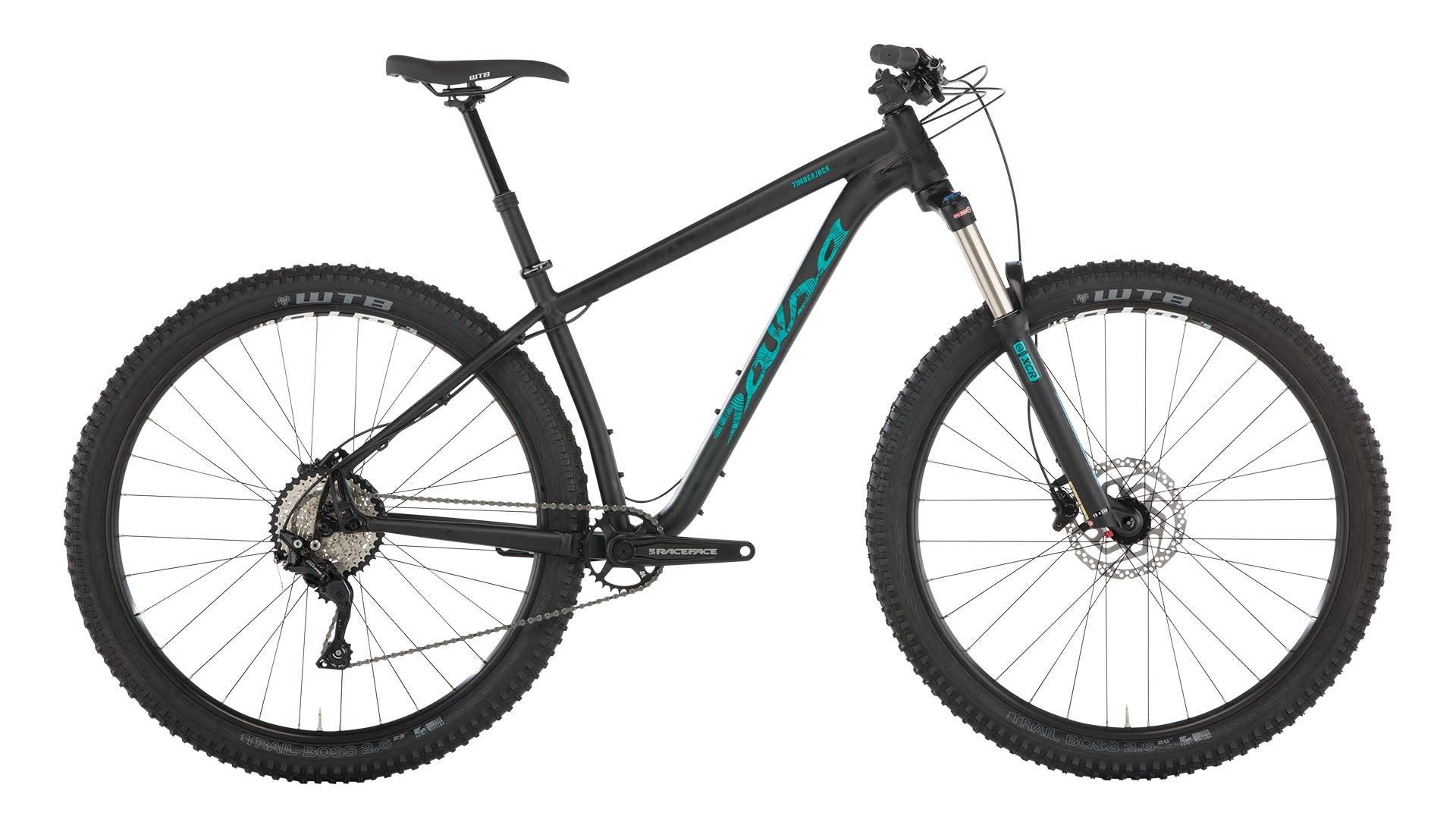 Salsa Salsa Timberjack Deore 29 Bike Black 2019
