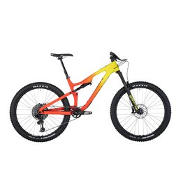 Salsa Salsa Rustler Carbon GX Eagle Bike Red/Yellow/Fade 2019