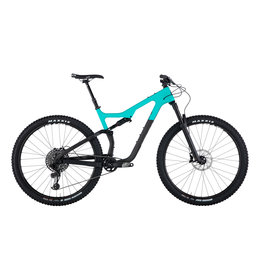 Salsa Salsa Horsethief Carbon GX Eagle Bike Teal/Raw Carbon 2019
