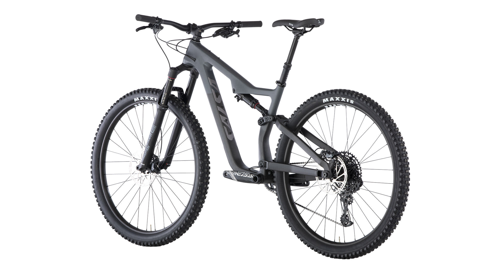 Salsa Salsa Horsethief Carbon NX Eagle Bike Charcoal/Raw Carbon 2019